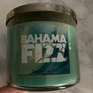 Bahama Fizz 🍹3 Wick Candle Bath & Body Works